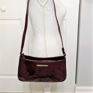 Kenneth Cole Patent Leather Small Shoulder bag
